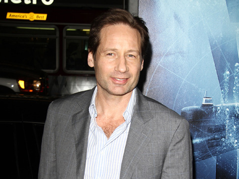 David Duchovny on Being a Bad Guy in 'Phantom'