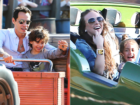 Marc Anthony Dating Topshop Billion-Heiress Chloe Green