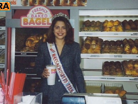 Dunkin' Donuts Looks at the Stars and Their First Jobs