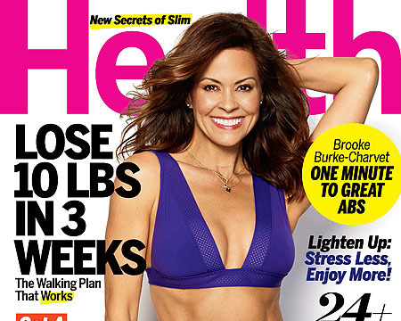 Brooke Burke-Charvet on Aging: 'The 40s Are a Reality Check'