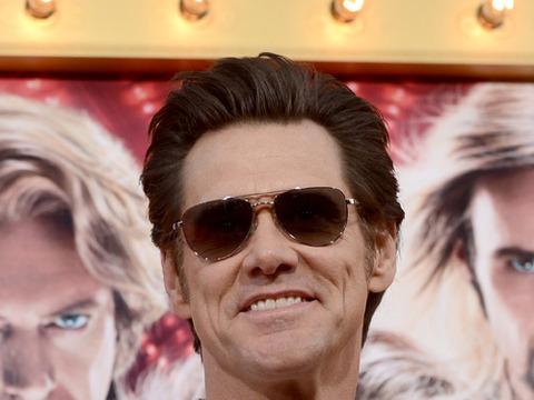 Video! Jim Carrey Works His Magic at the 'Burt Wonderstone' Premiere