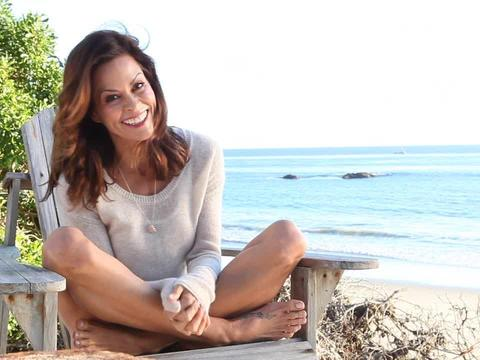Brooke Burke-Charvet Health Magazing Cover Shoot