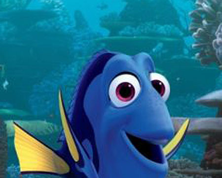 Extra Scoop: It's Time to Find Dory!