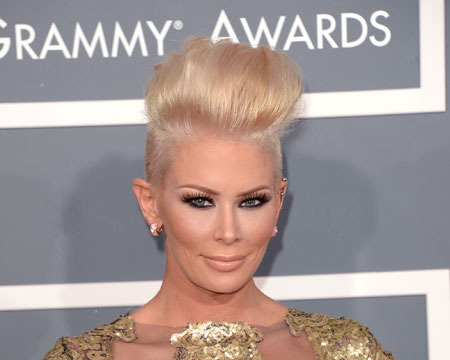Adult Film Star Jenna Jameson Arrested