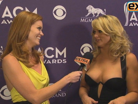 'Extra' Raw! Hangin' with the Country Music Stars at the ACMs