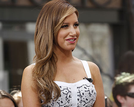 Ashley Tisdale on 'Scary Movie 5' and Her Personal Life