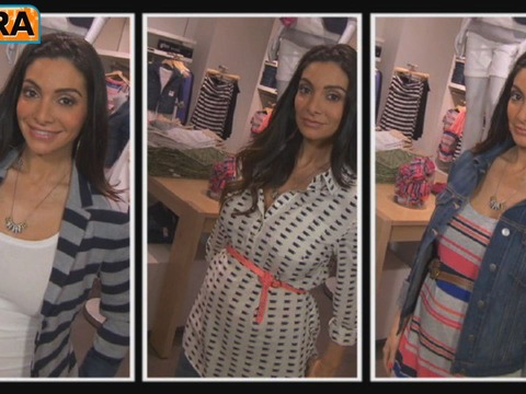 Go Maternity Shopping with Courtney Lopez