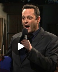 Vince Vaughn on 'SNL': Audience Participation, Weather and 'Last Call'