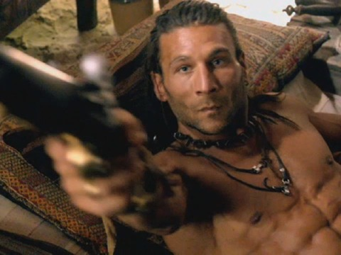 'Black Sails' Sneak Peek: Who Is the Six-Packed Pirate?