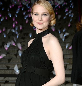 Evan Rachel Wood attended the Vanity Fair Party for the 2013 Tribeca Film…