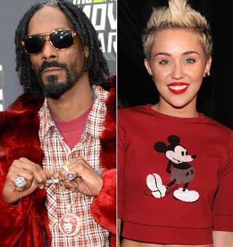 Snoop Dogg Counts Miley Cyrus Among 'Greatest Musicians of All Time'