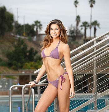 Katherine Webb Quits 'Splash,' Cites Injury