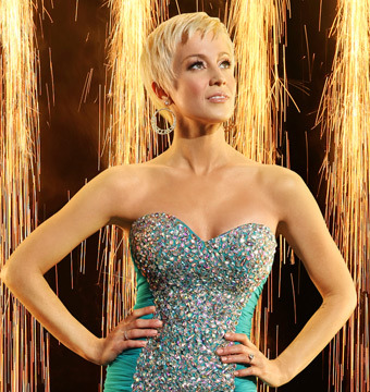 'DWTS': Kellie Pickler Shines with Nearly 'Perfect' Performance