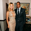 Beyoncé and Jay-Z Take Blue Ivy to Lunch in Paris
