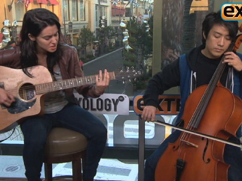Meg Myers Performs at Mixology at The Grove!