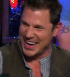 Nick Lachey Makes Crack About Jessica Simpson's Dad