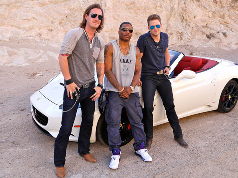 Sneak Peek! FGL and Nelly's 'Cruise' Remix Music Vid