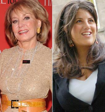 Barbara Walters Wants Monica Lewinsky for Final Interview?