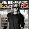 Brad Pitt's Esquire Confession: 'I Have Very Few Friends'