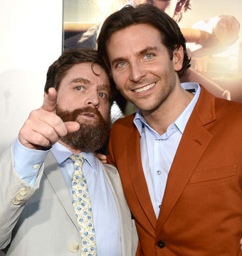 Video! Hanging with the Cast of 'Hangover 3'