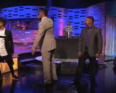'Fresh Prince' Reunion: Will Smith, Alfonso Ribeiro and Jazzy Jeff Do the…