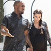 Kim Kardashian to Move to Paris After Baby Is Born [Fame/Flynet Pictures]