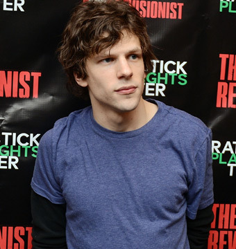Star Trivia: Fun Facts About 'Now You See Me' Star Jesse Eisenberg