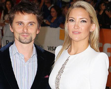 Matt Bellamy on Wedding Plans with Kate Hudson