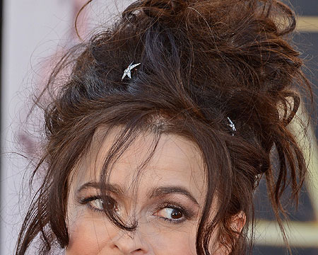 Extra Scoop: See Helena Bonham Carter as Elizabeth Taylor!