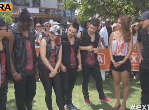 YouTube Dance Challenge: Mario and Maria Face-Off with I.aM.mE Crew