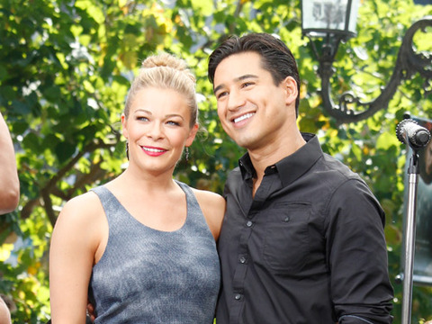 LeAnn Rimes and Eddie Cibrian Talk About Being Tabloid Targets