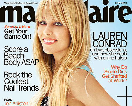Lauren Conrad on Clubbing: 'I'm OK with It Being Done'