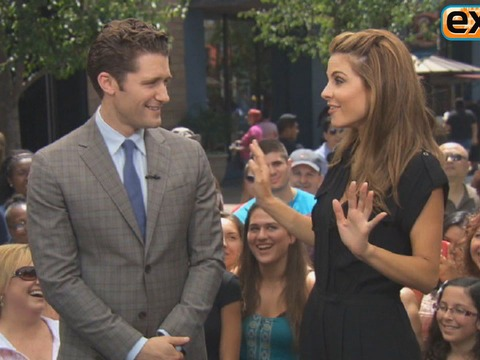 Matthew Morrison on New Album, Adam Levine and Dance Moves