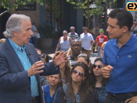 Henry Winkler Get Laughs, Talks New Book at The Grove