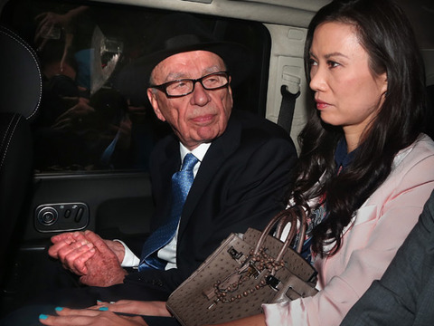 Rupert Murdoch and Wendi Deng Split: 'Reasons for Divorce Are Jaw-Dropping'