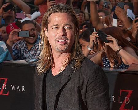 Brad Pitt on Melissa Etheridge's Comments About Angelina's Double Mastectomy