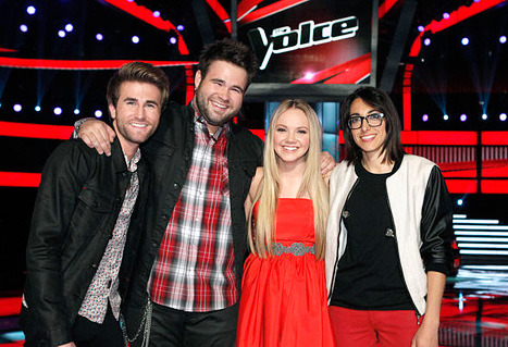 'The Voice' Finale Bonanza: Cher, Christina Aguilera and a New…