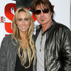 Billy Ray and Tish Cyrus Reunite for Lunch [Getty]