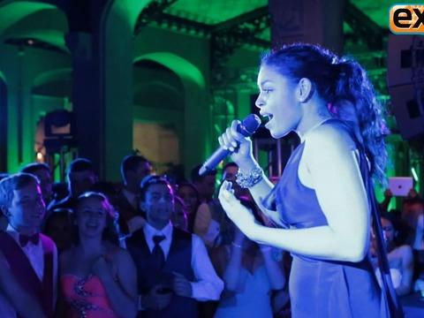 Jordin Sparks and Darren Criss Perform at 'Dream Prom'
