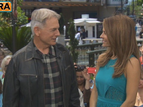 'NCIS': At The Grove with Mark Harmon