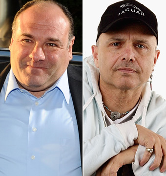 'Sopranos' Co-Star on James Gandolfini's Eating Habits: 'I Was…