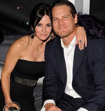 Is Courteney Cox Dating 'Cougar Town' Co-Star Brian Van Holt?