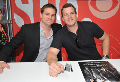'Person of Interest': Live Chat with Executive Producers Jonathan Nolan and…