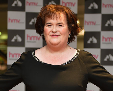 Susan Boyle Wants to Find a 'Good Man'