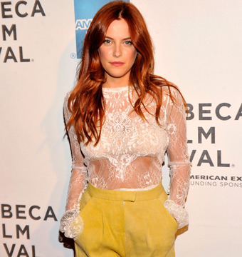 Fun Facts! Elvis' Granddaughter Riley Keough