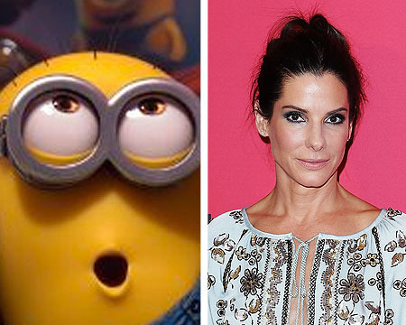 'Despicable Me' to Spin-Off 'Minions' with Sandra Bullock as Supervillain