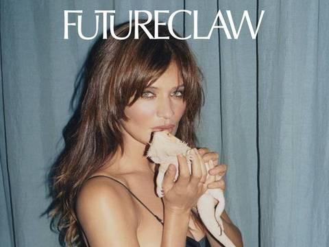 Helena Christensen: Nude at 44