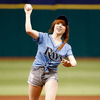 Watch Carly Rae Jepsen's Awful First Pitch [Getty]