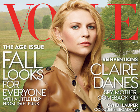 Claire Danes Almost Quit Acting: 'I Was Stuck'