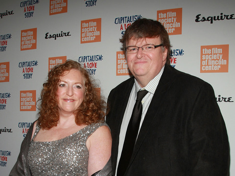 Michael Moore and Kathleen Glynn Divorce After 21 Years